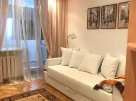 Apartment on Kapranova 6
