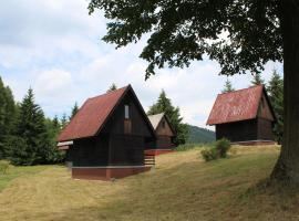 Kemp Černá Louže, Rynoltice (Jablonné v Podještědí yakınında)