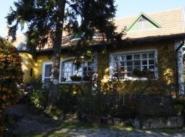 Villa-Magdi Vendégház, Révfülöp