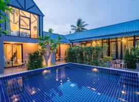 Villa Na Pran, Pool Villa, Pran Buri