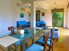 Luxury 3BHK villa with Swimming pool., Verna