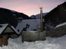 Chalet Luxe a la montagne