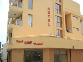 Hotel COOP Central, Обзор
