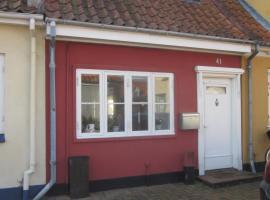 Fiskergade 41 Holiday House, Kerteminde (Rynkeby yakınında)