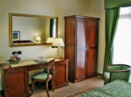 Hotel Villa Peretti, Gela