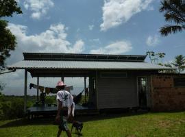 kasabarë, Colônia Paricatuba (Manacapuru yakınında)