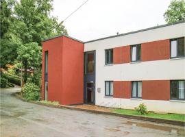 Studio Apartment in Unterwellenborn, Unterwellenborn (Bucha yakınında)