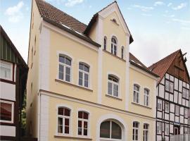 One-Bedroom Apartment in Schieder-Schwalenberg, Schieder-Schwalenberg (Rischenau yakınında)