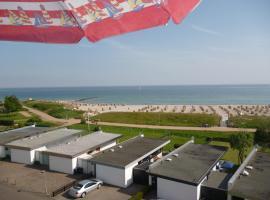 Wohnen über dem Meer, Fehmarn (Burgtiefe auf Fehmarn  yakınında)