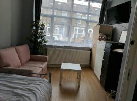 Walthamstow Studio Apartment, Лондон (рядом с городом Уолтхем-Форест)
