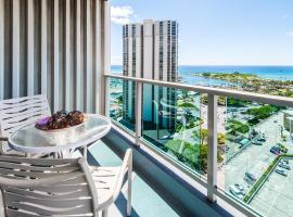 Ala Moana Hotel 22nd by Ali'i Beach Rentals