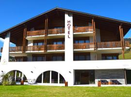 Hotel Pazzola, Disentis