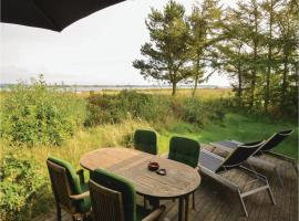 Three-Bedroom Holiday Home in Roslev, Nøreng