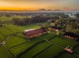 The Chedi Club Tanah Gajah, Ubud