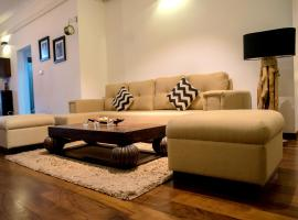 Sea View Fully Furnished 2BR Luxury Apartment