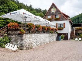 Hotel Bergstation Schmeddnalm, Sontra (Röhrda yakınında)