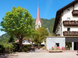 Hotel Residence der Bircher, Campo di Trens