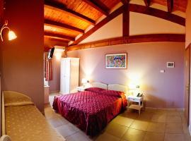 Hotel Ferrara - La Tortiola & Rooms, Vigarano Mainarda (Sette Polesini yakınında)