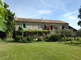 Gîte Palmier, Lamotte-du-Rhône (рядом с городом Lapalud)