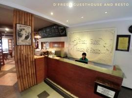 d'Fresh Guest House and Resto, Malang