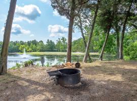 Chestnut Lake Camping Resort Loft Park Model 4, Port Republic