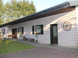 Ferienhaus am Maibüsch - rollstuhlgerecht, Ulmen (Utzerath yakınında)