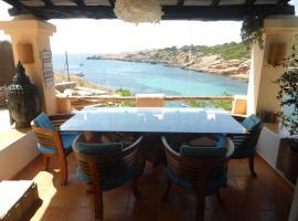 Ibiza Sunset & Seafront House V4, Cala Tarida