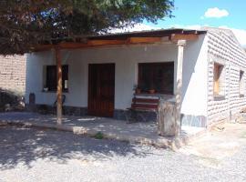 El Churqui, Humahuaca (Senador Pérez yakınında)