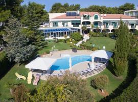 Hotel Villa Radin, Водице
