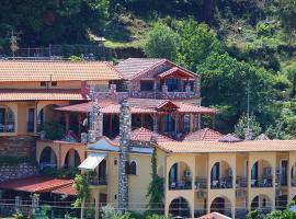 Castle Pontos, Скала-Потамиас (рядом с городом Коинира)