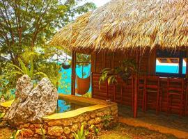 Kay Winnie Kabic, Cayes Jacmel (рядом с городом Cour Félix)