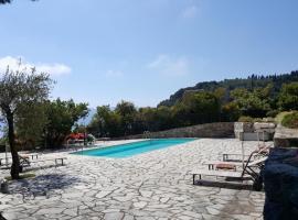 Villa Percy Lubbock, La Spezia (Tellaro yakınında)