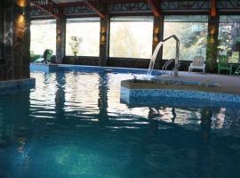 Cabañas Blanche Neige Wellness & SPA
