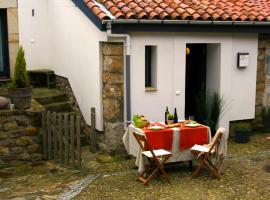 Casa rural La Casona del Piquero, Ластрес