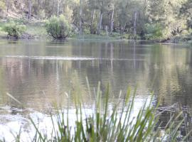 Arcadian Cabin - Southern Highlands River Retreat, Canyonleigh (Marulan yakınında)