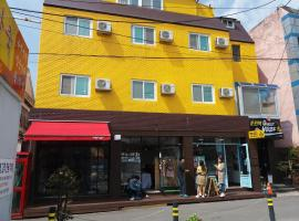 Suncheon Station Guest House