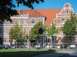 Hotel Vinhuset, Næstved (Fensmark yakınında)