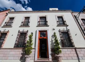 Casa Torres, Сакатекас