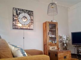 Vintage-Appartement zum Wohlfühlen, Küps (Marktgraitz yakınında)