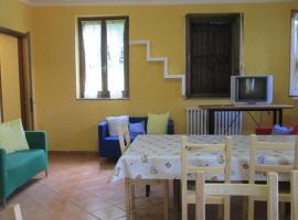 Casa Vacanze Il Bucaneve, Cervarolo (Febbio yakınında)