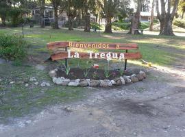 La Tregua, Oriente (Balneario Reta yakınında)
