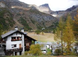 Bruchita, Alpe Devero