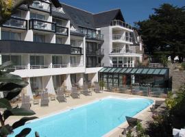 Hotel Le Churchill, Carnac
