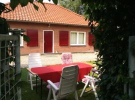zomerhuis aan het bos, Susteren (in de buurt van Echt)