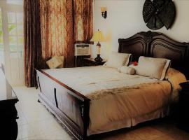Hotel Costa Larimar, Santa Cruz de Barahona (Arroyo Seco yakınında)