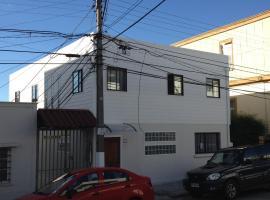 Habitaciones Valparaiso