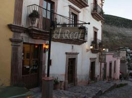Hotel El Real, Real de Catorce