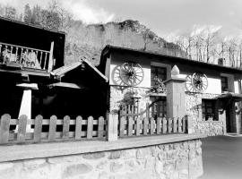 Villa Garcia, Corigos (Precendi yakınında)