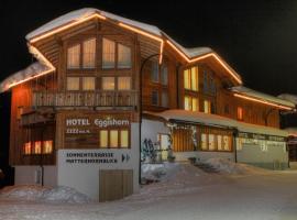 Hotel Eggishorn, Fiesch