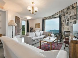 Casa dell'Architetto, Trezzo Tinella
